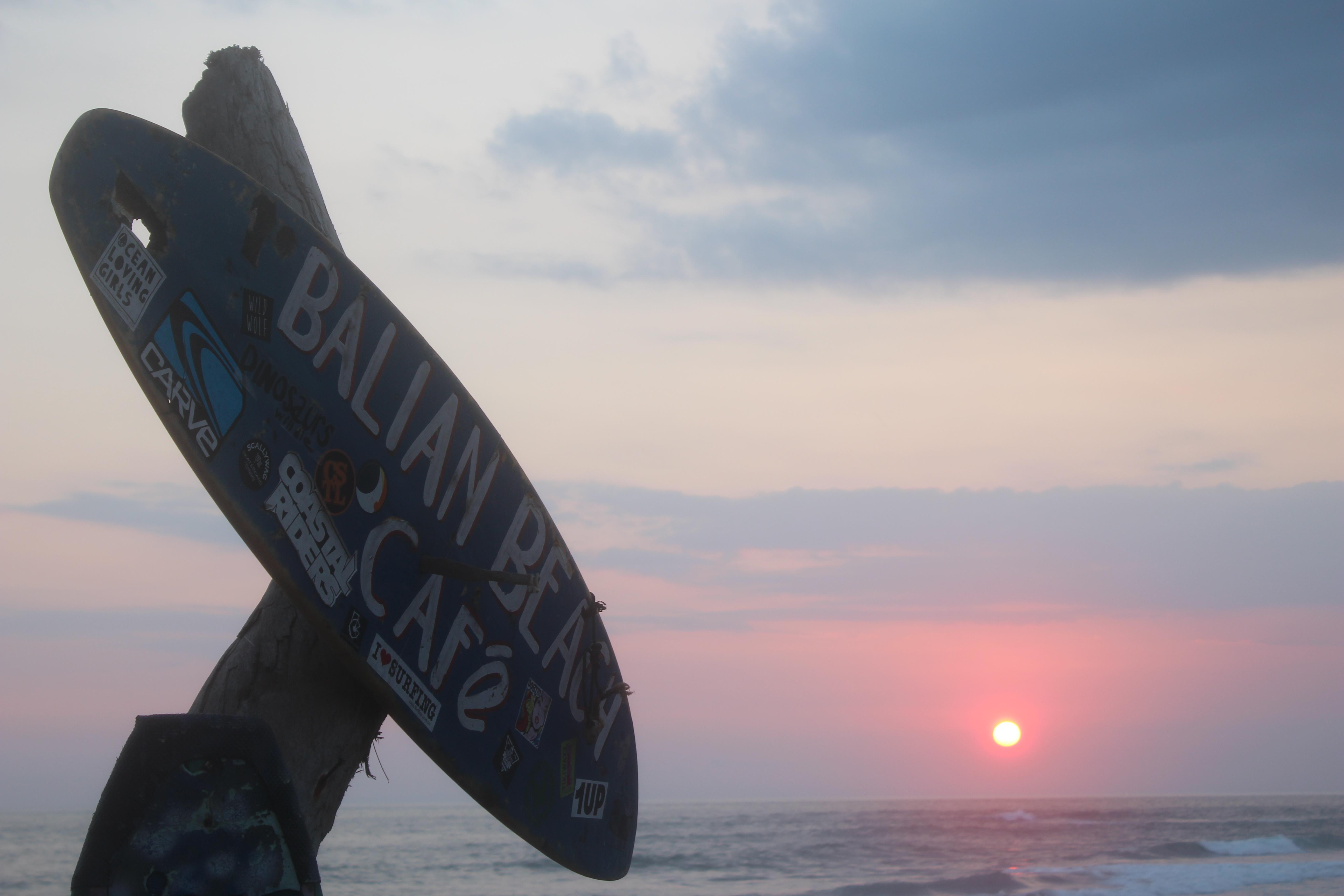 Foody Friday: The Night Market (Balian Beach)