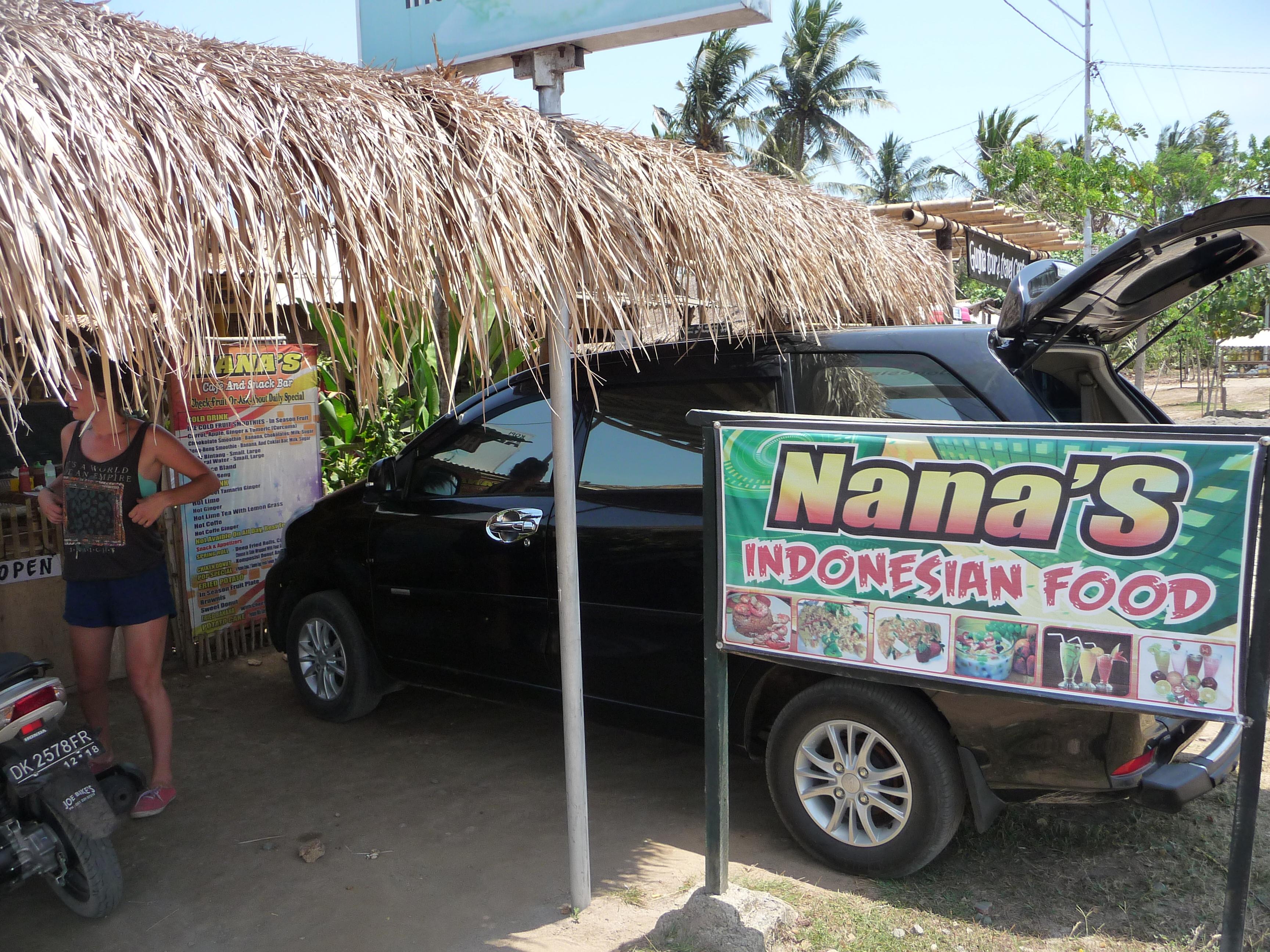 Foody Friday: Nana's Kitchen (Kuta Beach, Lombok)