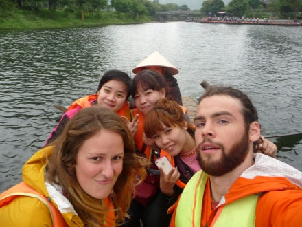 Our Boat Crew