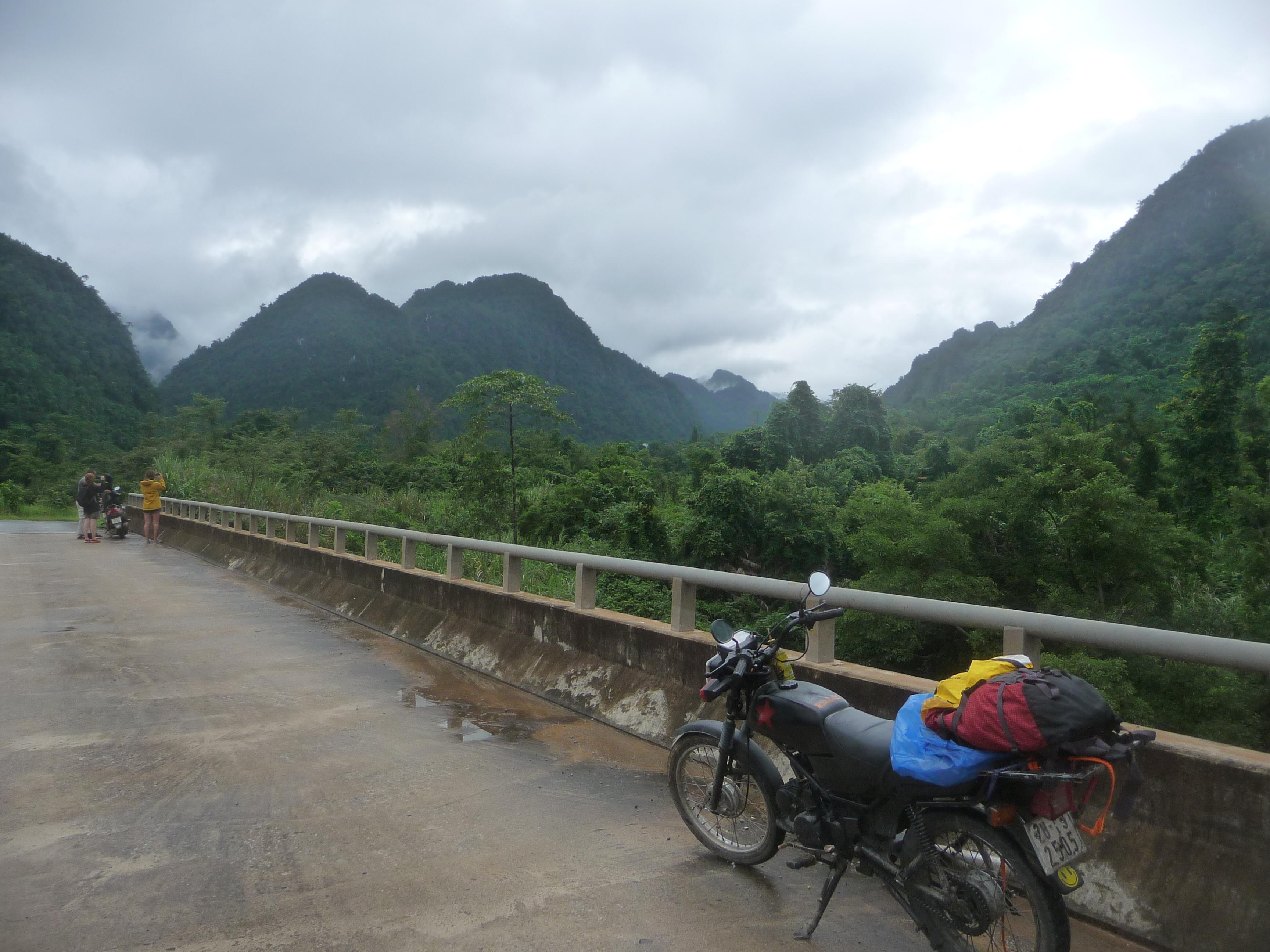 Vietnam by Motorcycle – Fun in Phong Nha