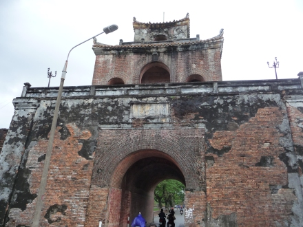 Imperial City Archway
