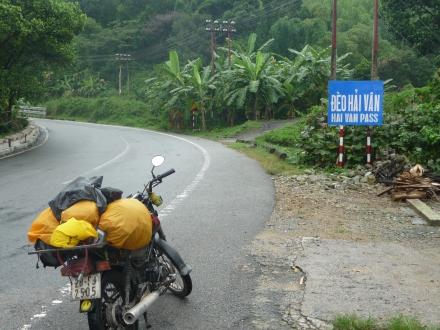 The Hai Van Pass