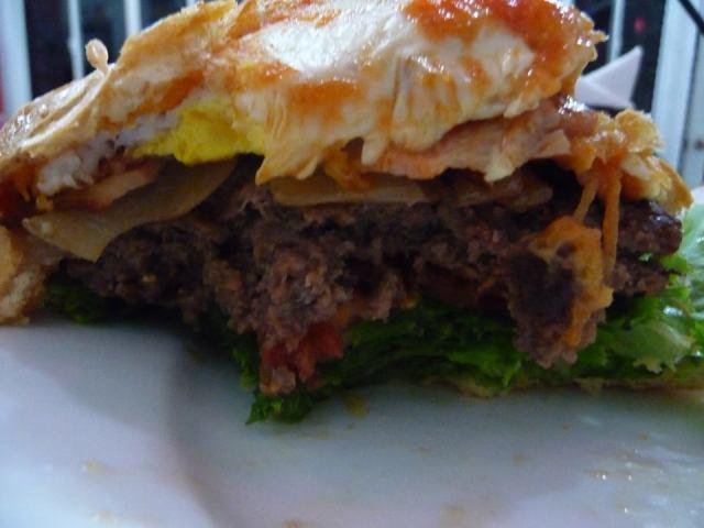 The 'Phat Burger'