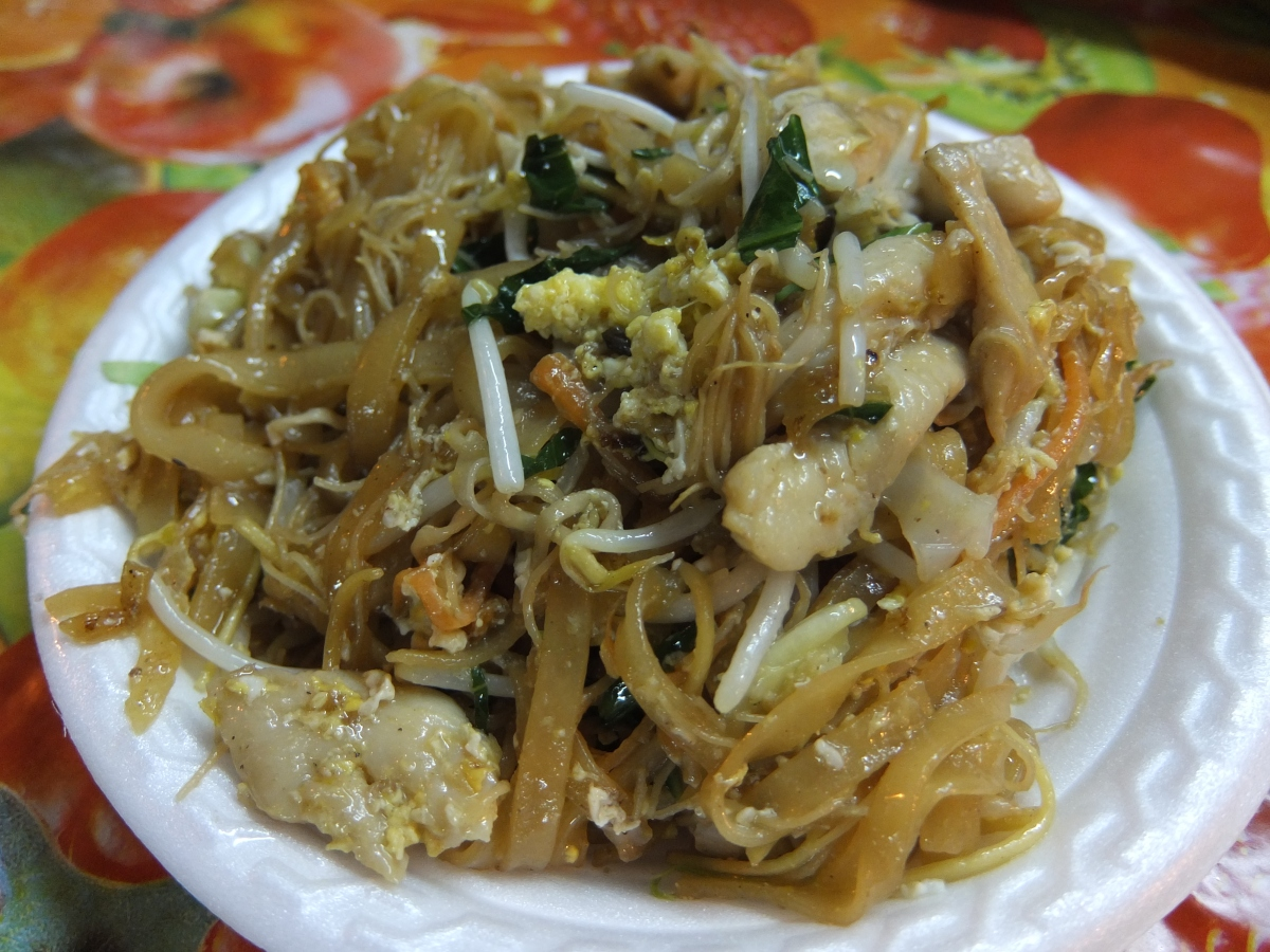 Foody Friday - The Pad Thai Diet