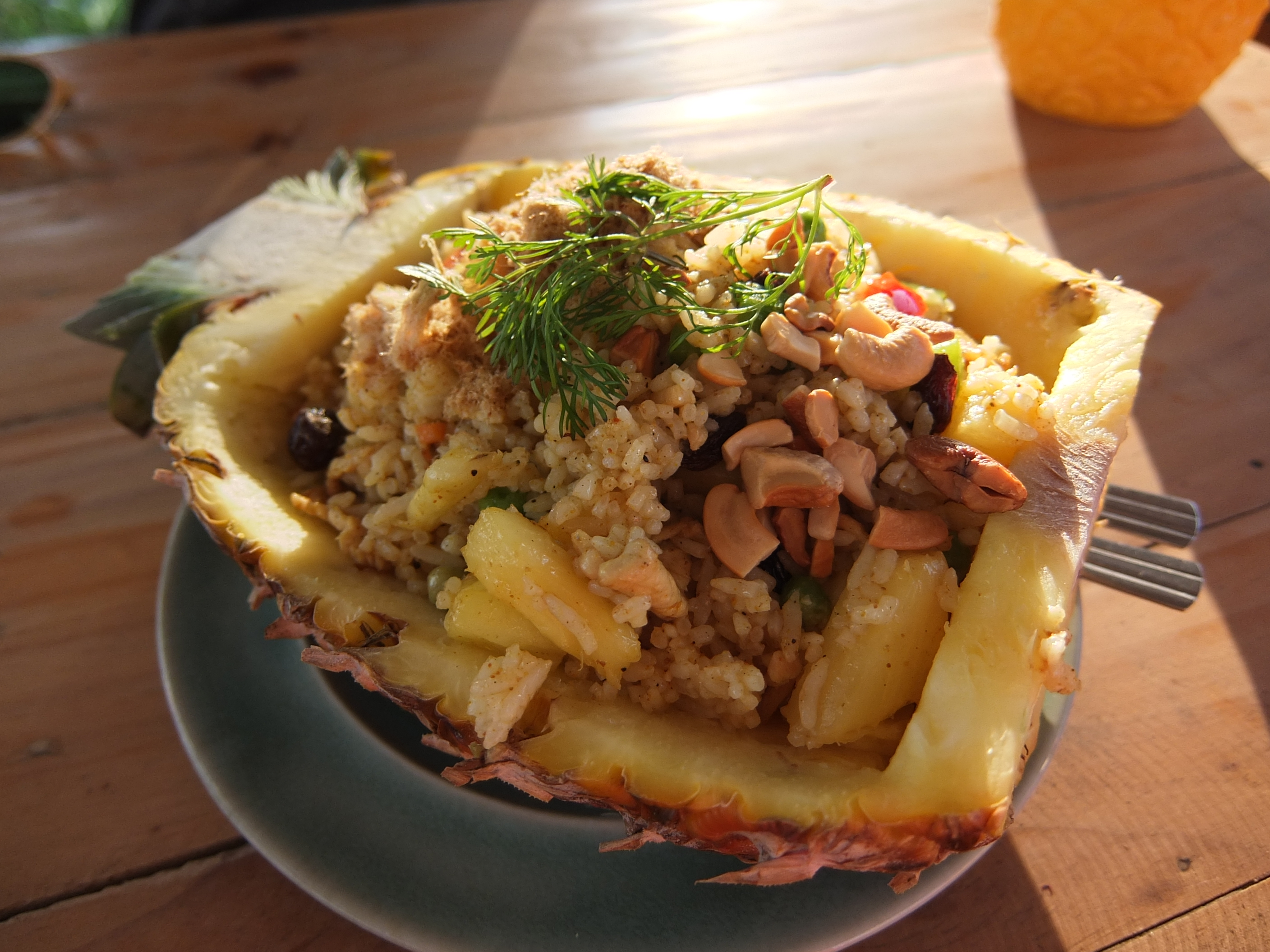 Foody Friday – Thai Pineapple Fried Rice