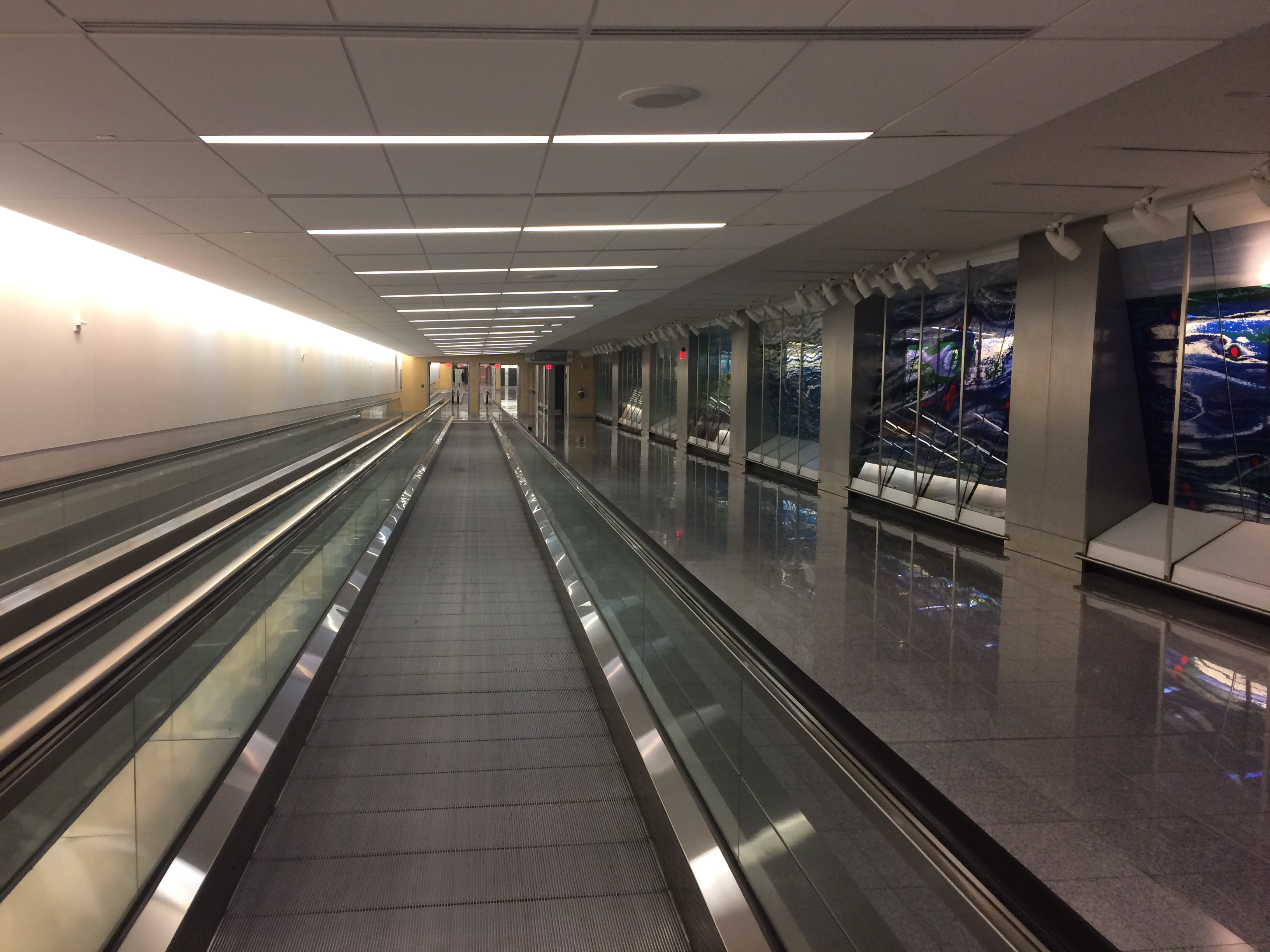 Dr. Airport or: How I learned to Stop Worrying and Love the Terminal